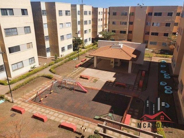 Apartamento com 02 quartos, sala, cozinha, 01 banheiro, 01 vaga de garagem, 3º andar - Foto 7