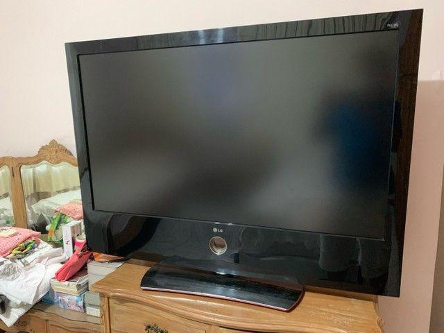 Vendo TV LG 47 polegadas - Foto 2