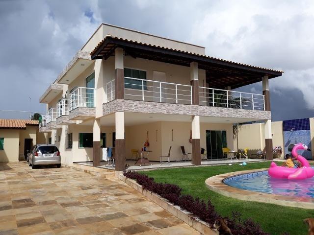 Casa mansão, Tabuba, 5 suítes