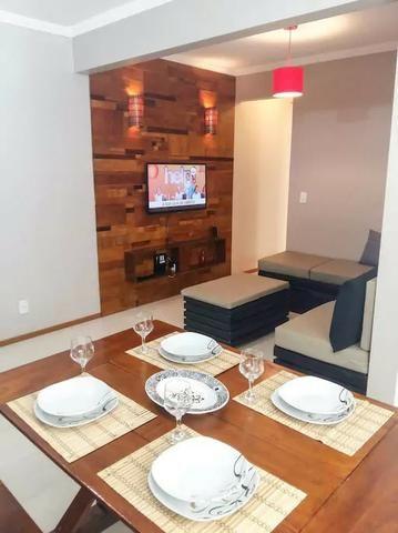 Lindo Apartamento Mobiliado Excelente para Renda Temporada ou Moradia!