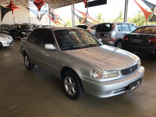Toyota Corolla XEI   2002   Automático
