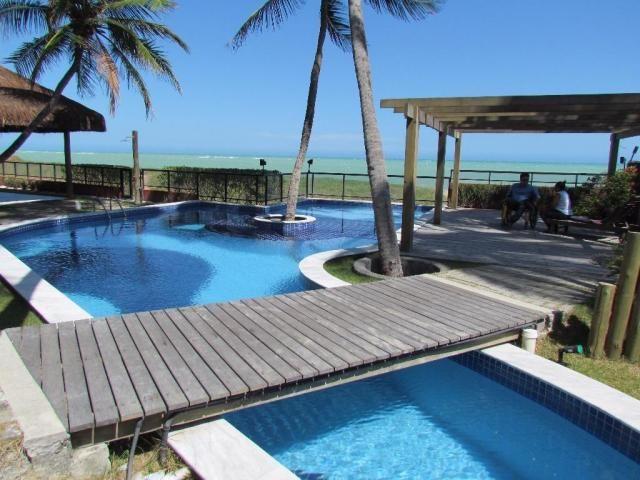 Paradise Beach, Dois Quartos sendo um Suíte na Beira-mar da Guaxuma.