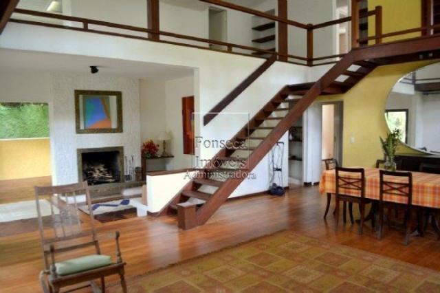 Casa de condomínio à venda com 5 dormitórios em Itaipava, Petrópolis cod:2787 - Foto 3