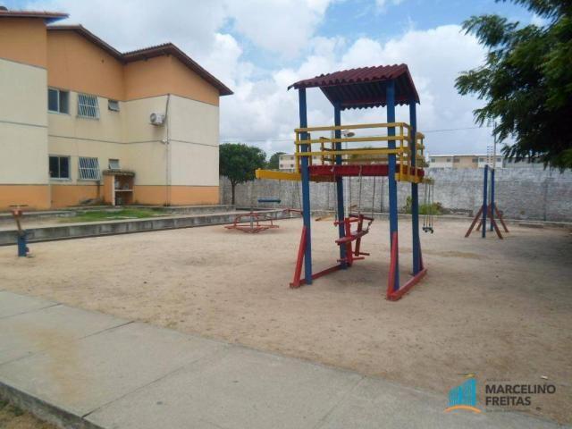Apartamento residencial à venda, Prefeito José Walter, Fortaleza. - Foto 14