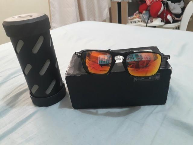Oakley badman lente dark ruby iridium polarized - Bijouterias ... f105995c3c