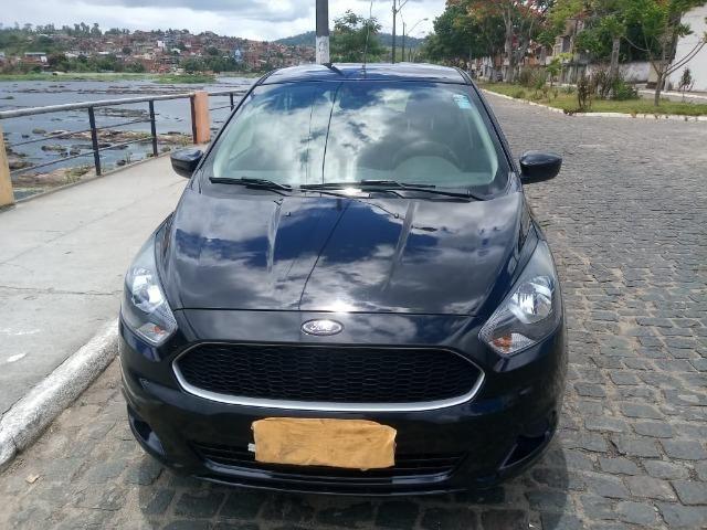Ford KA SE 1.0 Ano 16/16 completo Já com placa Mercosul