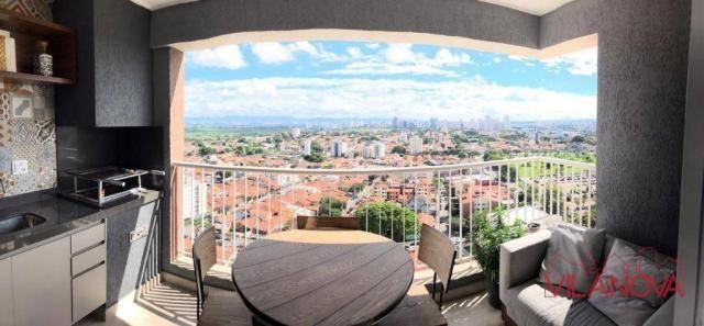 Apartamento com 2 dormitórios à venda, 75 m² por r$ 457.000 - jardim das indústrias - são  - Foto 3