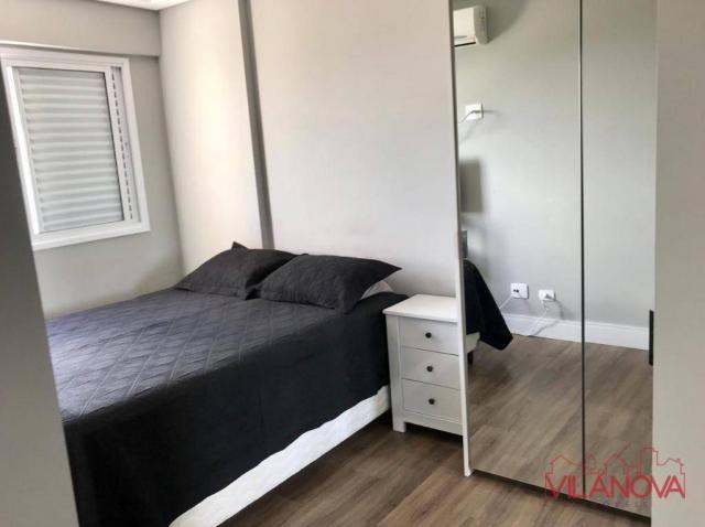 Apartamento com 2 dormitórios à venda, 75 m² por r$ 457.000 - jardim das indústrias - são  - Foto 7