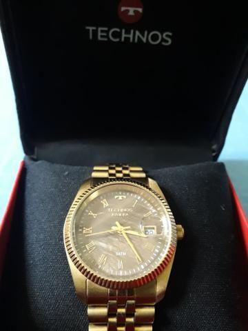 Relógio TECHNOS riviera - Bijouterias, relógios e acessórios - Bento ... b9a713eaaf