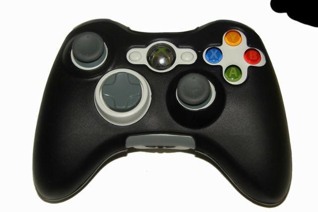 Capa de Silicone para controle - XBOX 360 - Videogames - Cj Aero ... 21f13965e9