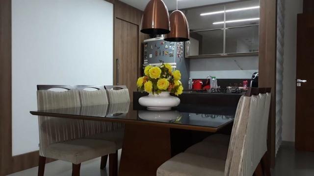 Vendo lindo apartamento 3/4 todo reformado com moveis planejados e eletrodomésticos - Foto 12