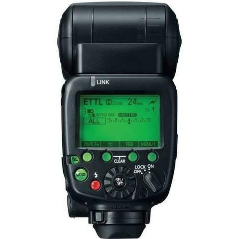 Flash Canon Speedlite 600ex-rt (original Canon) - Foto 5