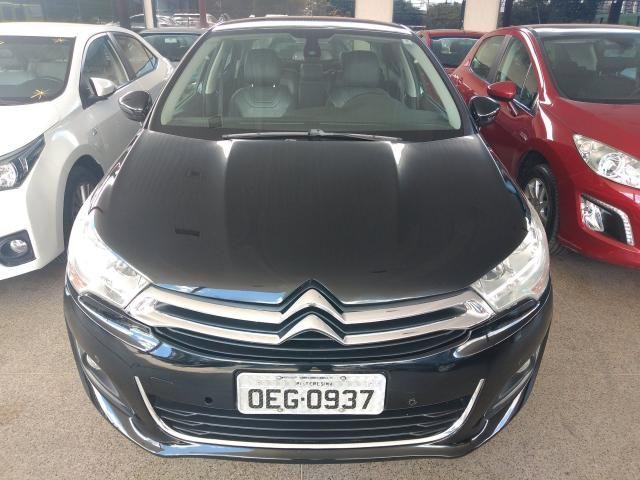 Citroën c4 lounge 2013/2014 1.6 exclusive 16v turbo gasolina 4p automático - Foto 3