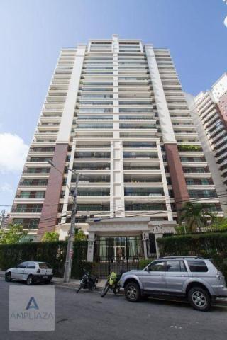 Apartamento com 4 dormitórios à venda, 220 m² por R$ 1.997.000 - Cocó - Fortaleza/CE - Foto 2