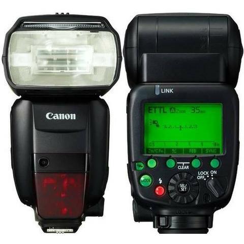 Flash Canon Speedlite 600ex-rt (original Canon) - Foto 3