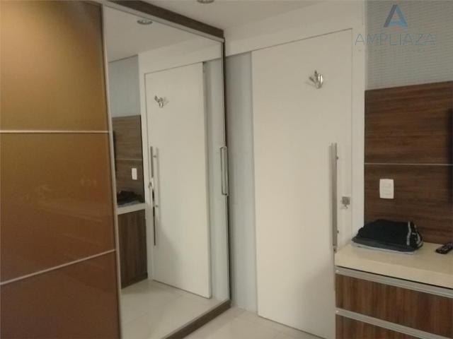 Cobertura com 3 dormitórios à venda, 120 m² por r$ 850.000 - meireles - fortaleza/ce - Foto 18