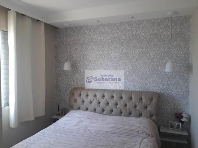 Apartamento com 2 dormitórios à venda, 49 m² por R$ 185.000 - Parque Jambeiro - Campinas/S - Foto 7