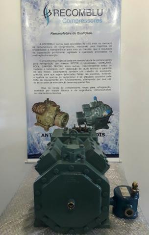 Compressor Semi-Hermético Bitzer 4FC-5.2 - Foto 3