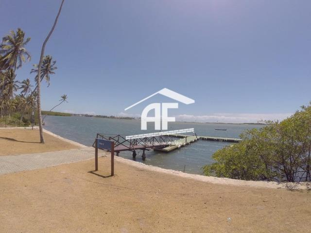 Terreno sensacional com 900 m², localização privilegiada - Condomínio Laguna - Foto 4