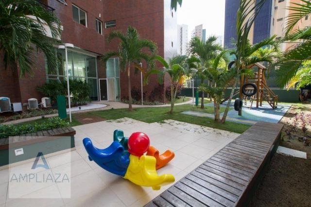 Apartamento com 4 dormitórios à venda, 220 m² por R$ 1.997.000 - Cocó - Fortaleza/CE - Foto 15