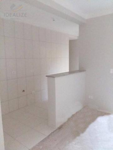 Apartamento à venda com 2 dormitórios em Bom jesus, São josé dos pinhais cod:1401175 - Foto 4