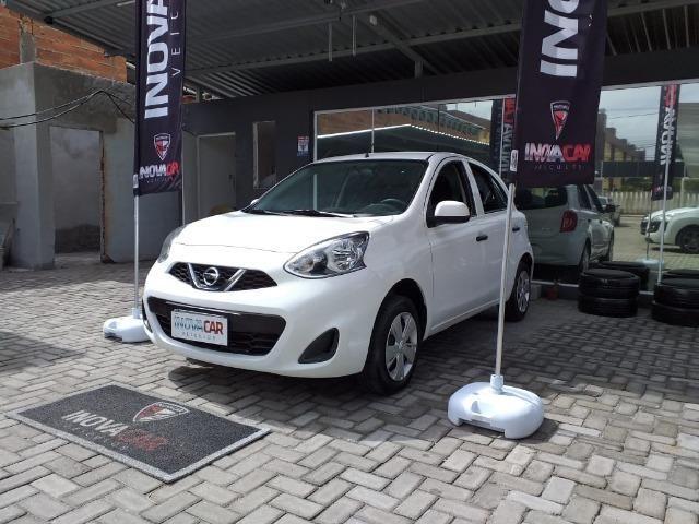 Nissan New March S 2017 Único Dono! Novinho!