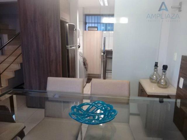 Cobertura com 3 dormitórios à venda, 120 m² por r$ 850.000 - meireles - fortaleza/ce - Foto 5