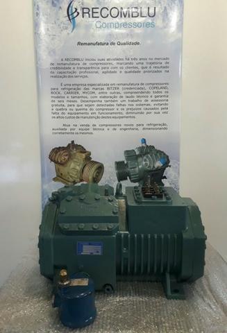 Compressor Semi-Hermético Bitzer 4FC-5.2
