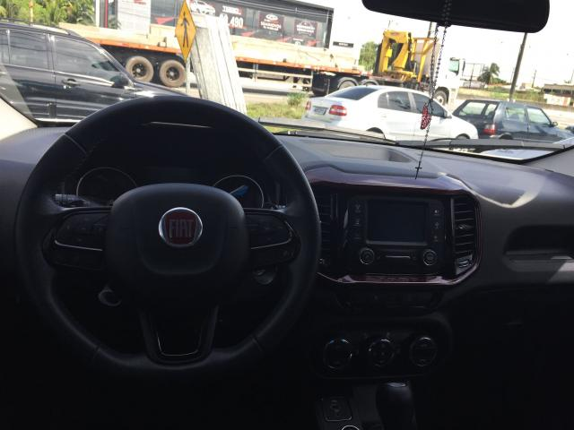 FIAT TORO 2018/2018 2.0 16V TURBO DIESEL FREEDOM 4WD AUTOMÁTICO - Foto 4