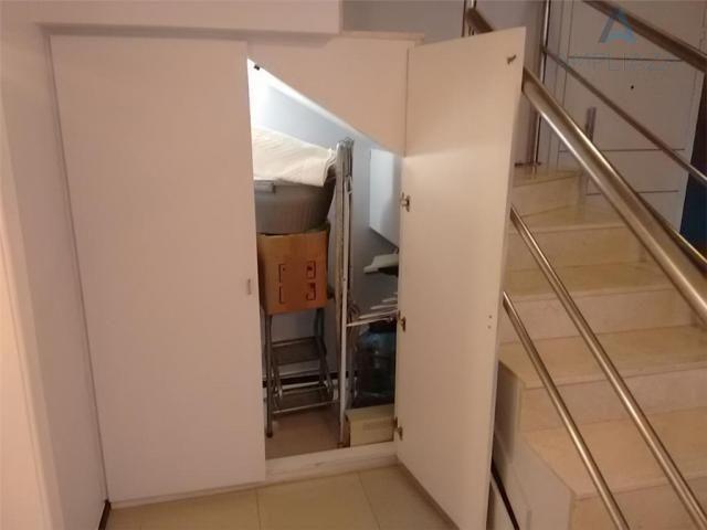 Cobertura com 3 dormitórios à venda, 120 m² por r$ 850.000 - meireles - fortaleza/ce - Foto 12