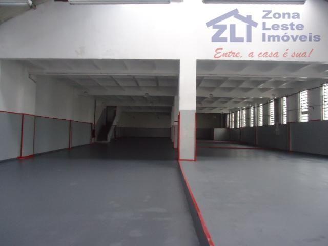 Galpão comercial para locação, vila antonieta, são paulo - ga0221. - Foto 2