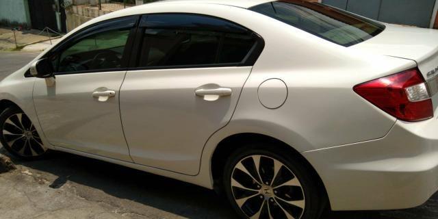 Honda Civic Lxr 2.0 Flex - Foto 8