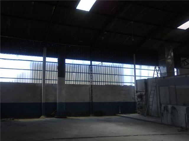 Alugue sem fiador, sem depósito - consulte nossos corretores - galpão para alugar, 1600 m² - Foto 8