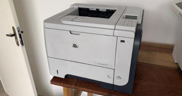 Impressora HP 3015 laserjet