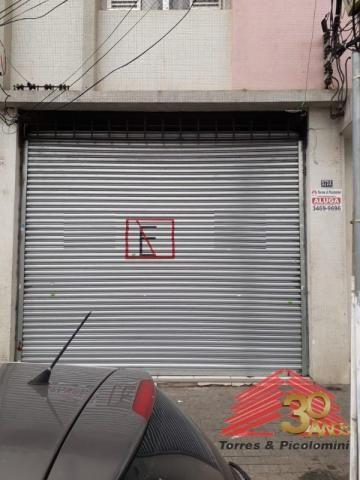 Loja comercial para alugar em Mooca, São paulo cod:SL00009 - Foto 2