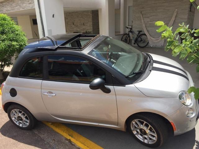 Fiat 500 CULT 1.4 8V Flex - Foto 6