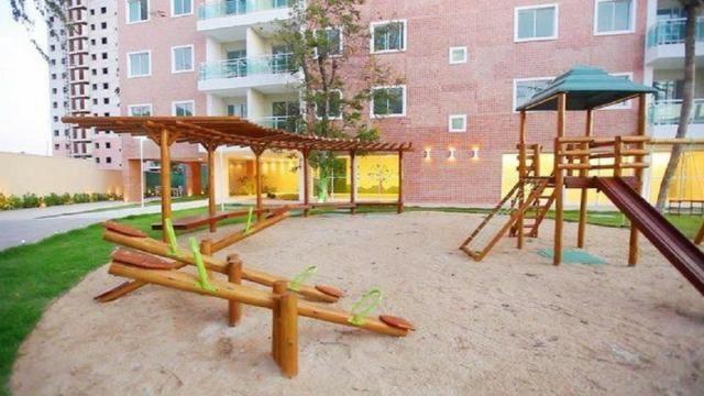 AP0236 Laguna Park, apartamento na Maraponga, área de lazer completa. - Foto 16