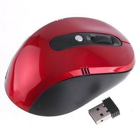 Gratis.a.Entrega-Mouse Profissional Sem Fio Wireless Usb - Foto 2