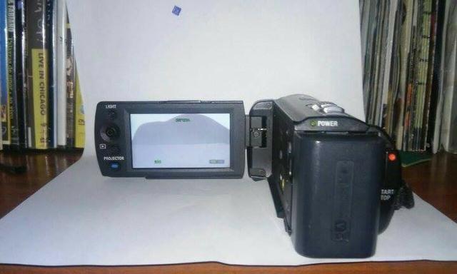 Câmera Filmadora Handycam Dcr-pj5 Sony - Foto 3
