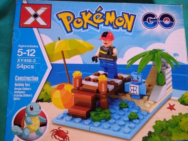 Lego Pokémon R$20 cada