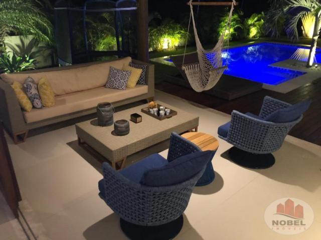 Casa de condomínio à venda com 5 dormitórios em Praia do forte, Mata de são joão cod:5811 - Foto 7