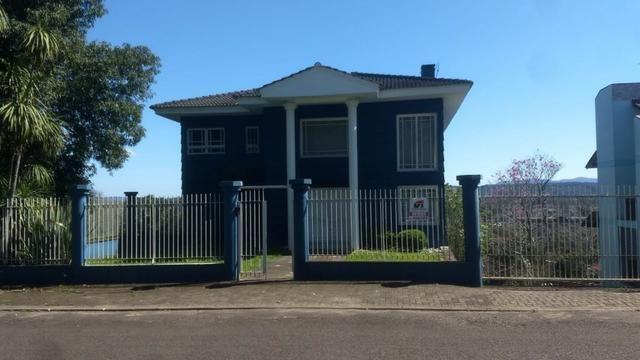 Taquara-Casa com 3 dormitórios e piscina-centro - Foto 2