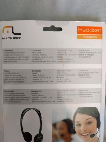 Headset - Foto 2