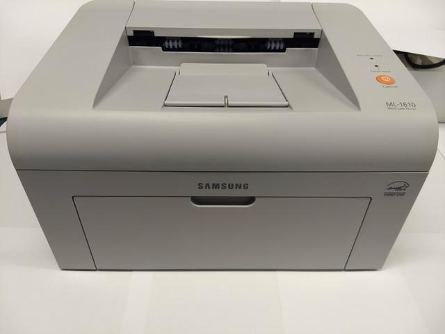 Impressora Samsung ML 1610 toner 110 volts