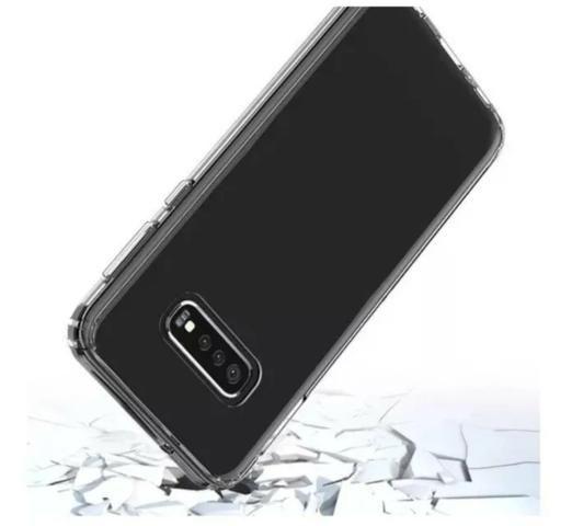 Capa de celular Anti Impacto Transparente Samsung e iPhone - Foto 5