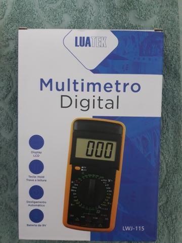 Multimetro Digital 60,00 vender logo - Foto 2