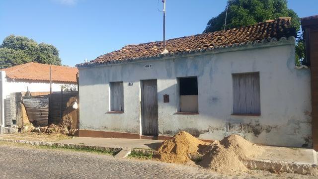 Casa/terreno no Centro, 430m² área de terreno