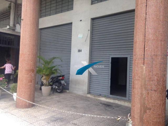 Galpão para alugar, 411 m² por r$ 9.000,00/mês - vila prudente - são paulo/sp