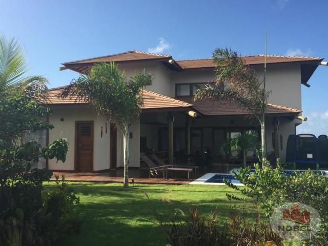 Casa de condomínio à venda com 5 dormitórios em Praia do forte, Mata de são joão cod:5811 - Foto 2