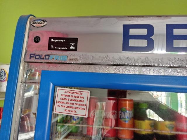 Freezer Expositor (Vertical) - Pólo Frio - Usado - Foto 3